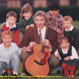 Steve Cassidy with children